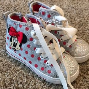 Other - Brand new girls Minnie Mouse shoes